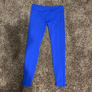 Royal blue fabletics leggings